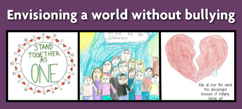 Envisioning a world without bullying
