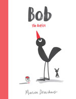 Book Cover for Bob the Artist