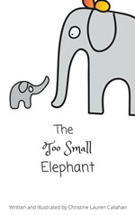 the two small elephant cover