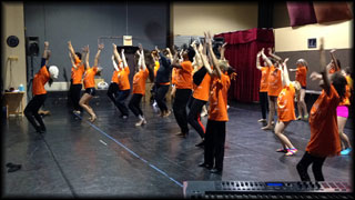 bullying prevention through dance