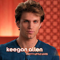 Keegan Allen for National Bullying Prevention Month 2013
