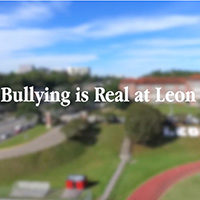 Bullying is Real at Leon High School - Bullying Awareness Week
