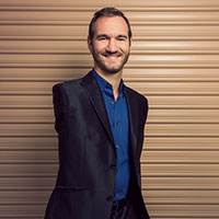 Nick Vujicic - No Arms No Legs No Worries Trailer