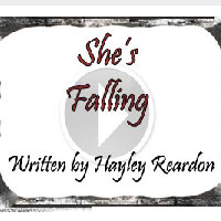 She's Falling By Hayley Reardon