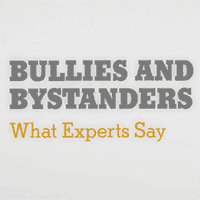 Bullies and Bystanders: What Experts Say