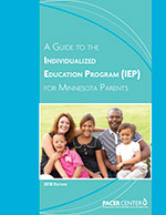 A guide for minnesota parents to the individualized education program (iep)